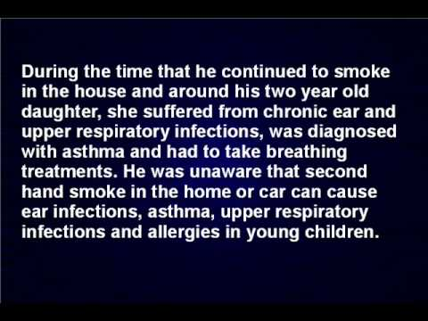Find Help to Stop Smoking Before It's Too Late
