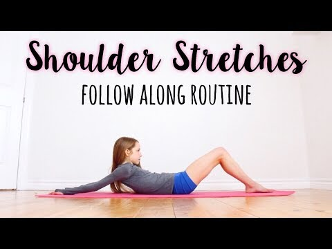 Shoulder Stretching Routine for Improving Flexibility