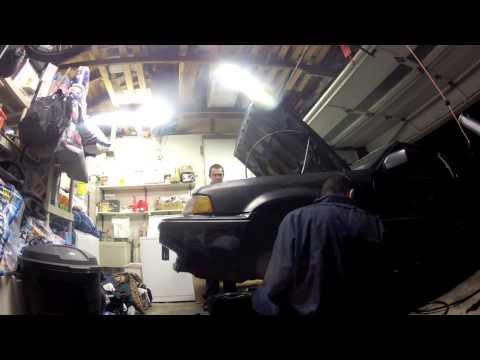 Honda CRX Clutch Install Time Lapse