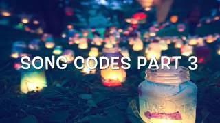 Roblox Song Codes 2017