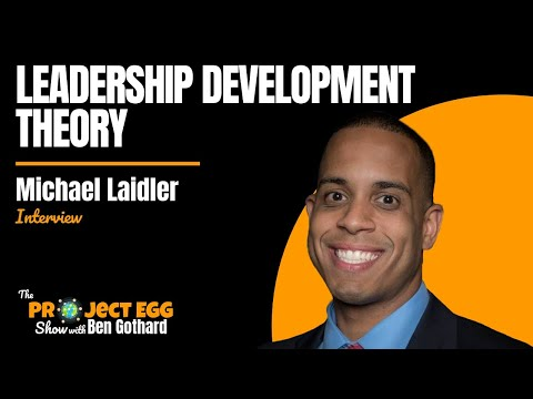 Michael Laidler: How To Be A Good Leader