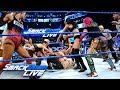 Becky Lynch Explains Why She Attacked Charlotte Flair At SummerSlam SmackDown LIVE Aug 21 2018