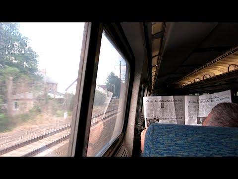 Amtrak Keystone Service ride from Lancaster To Philadelphia, PA.
