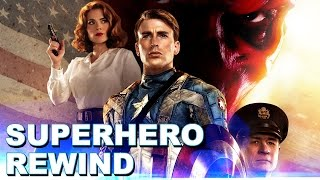 Download Superhero Rewind: Captain America The First Avenger Review Video