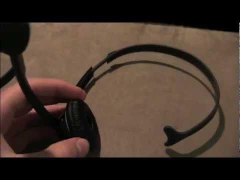 Plantronics M214C Headset Detailed Review