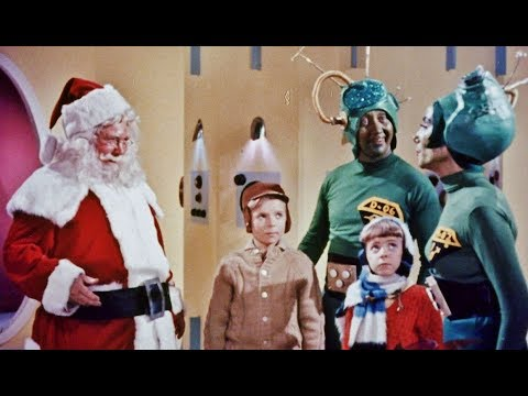 Cast Iron Commentary: Santa Claus Conquers The Martians