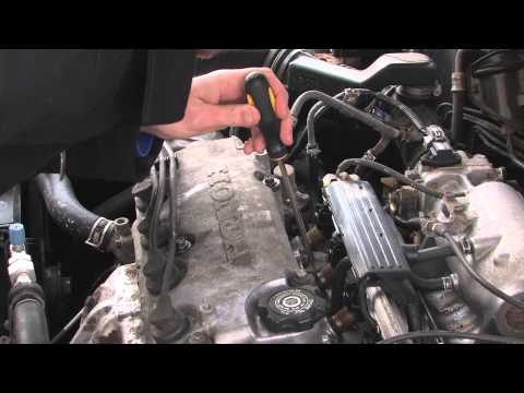 Fuel injector test - bad fuel injector symptoms - *The Screwdriver Test* - Boosted Films