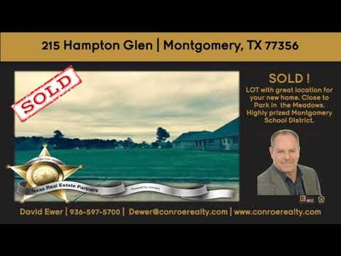 BENTWATER GOLF COURSE HOMES LAKE CONROE