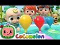 Download Balloon Boat Race | CoCoMelon Nursery Rhymes & Kids Songs MP3,3GP,MP4