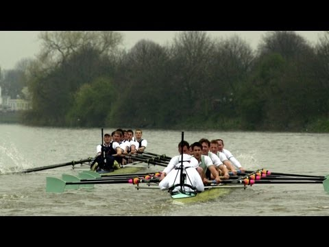 THE BOAT RACE (10/16)