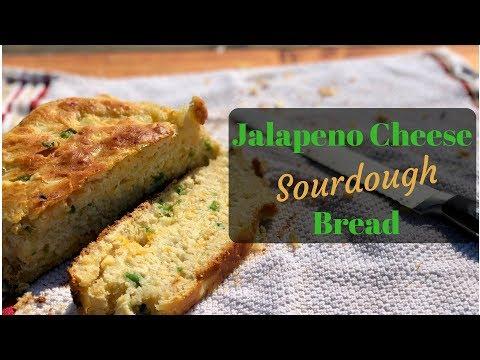 Sourdough Bread Recipe with Quick Sourdough Starter