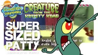 Spongebob: CFTKK music (PS2) - Super-Sized Patty 2 (Part 1