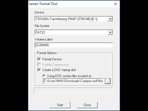 Cara Membuat USB Bootable Norton Ghost Untuk Cloning Harddisk