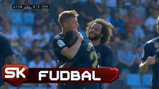 Strašan gol Tonija Krosa na meču Selta - Real | SPORT KLUB FUDBAL