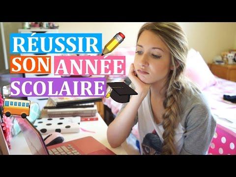RÉUSSIR SON ANNÉE SCOLAIRE  [Conseils & life hacks] | BACK 2 SCHOOL 2015