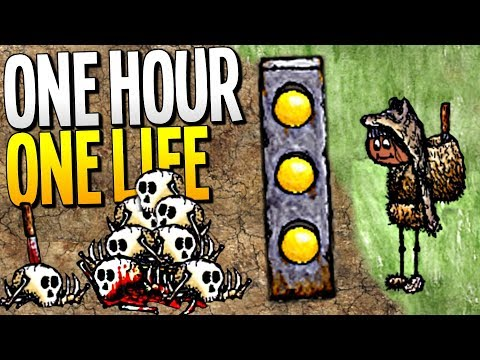 THE APOCALYPSE DESTROYS EVERYTHING - One Hour One Life Apocalypse - One Hour One Life Gameplay