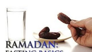 For New Muslim How To Fast Ramadan