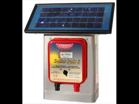 Parmak DF-SP-LI Electric Fence | 6-Volt Battery-Operated 25-Mile-Range Electric Fence Charger