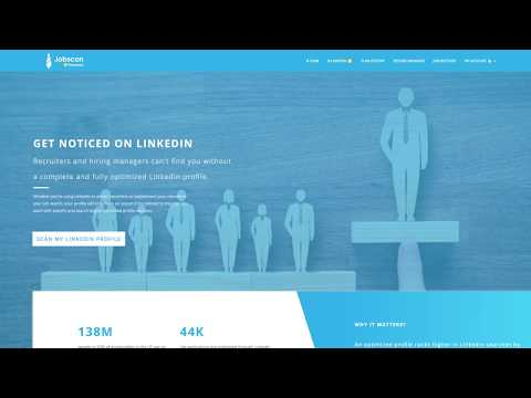 LinkedIn Optimization for your job search