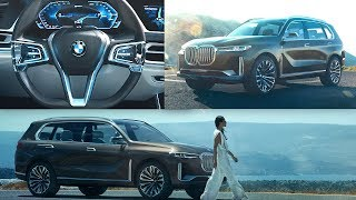 BMW X7 REVIEW 2018 BMW X7 Video In Detail Review CARJAM TV HD