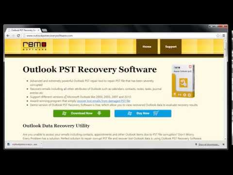 Retrieving Deleted Emails from Outlook PST File