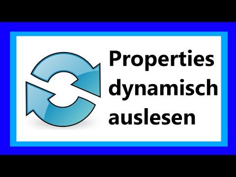 Visual Basic 2015 - Klassen Properties und Werte dynamisch auslesen [HowTo #056]