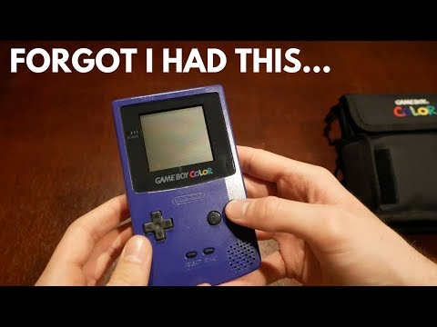 What Happens When You Play GAMEBOY COLOR IN 2018??