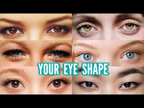 MOST Flattering Eye Makeup for 7 Different EYE SHAPES! *YOU NEED TO KNOW THIS*