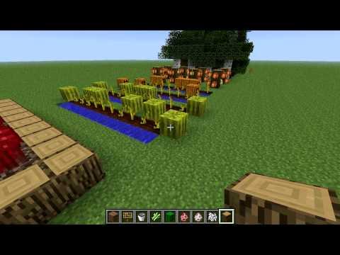 How I Farm in Minecraft