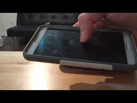 Otterbox commuter for samsung galaxy note 3 unboxing and quick review