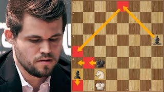 Squeezing Water from Stone | Magnus Carlsen Shows Why He