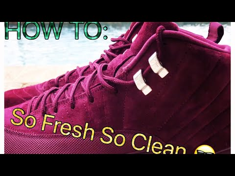 How to Clean Your Sneakers & New Pickups