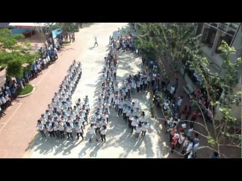Flashmob - THPT Chuyên Lê Khiết - Quảng Ngãi