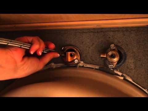 Hansgrohe Solaris Widespread Bathroom Faucet Installation...