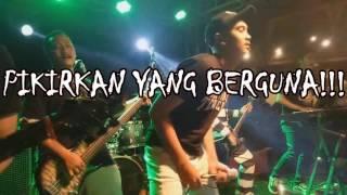 "Jendral Kantjil - Bergerak at Koma cafe ""Bekasi Butuh Seni"" ( Live and Lyric )"