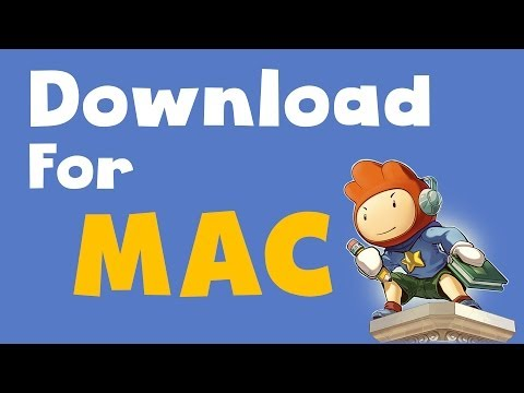 SCRIBBLENAUTS UNMASKED for MAC ( EASY! ) - PRE-CRACKED