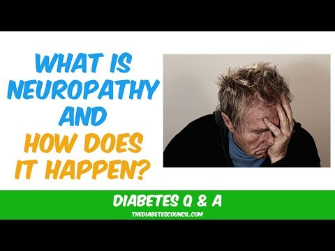 What Is Neuropathy And How Did You Get It