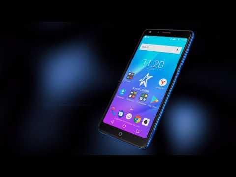 Kingcomm A550-4G 18:9 HD+ Metal Housing Smart PA Sound Video