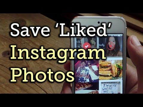 Save Instagram Photos You