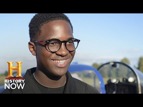Teen Pilot Isaiah Cooper Plans to Fly Solo Around the World | History NOW