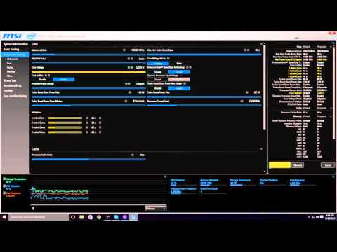 Overclocking an i7 4790k with Intel Extreme Tuning Utility - playithub com