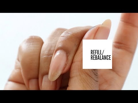 HOW TO REFILL & REBALANCE LIKE A PRO | abetweene