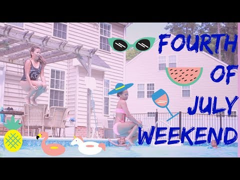 4th of July Weekend w/ The Honest Family