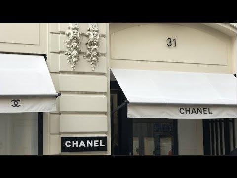 31, Rue Cambon-Paris My CHANEL Experience!💞