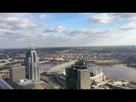 Carew Tower in Cincinnati, OH
