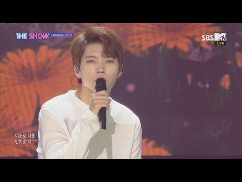 Nam Woo Hyun, I Love You [THE SHOW 180911]
