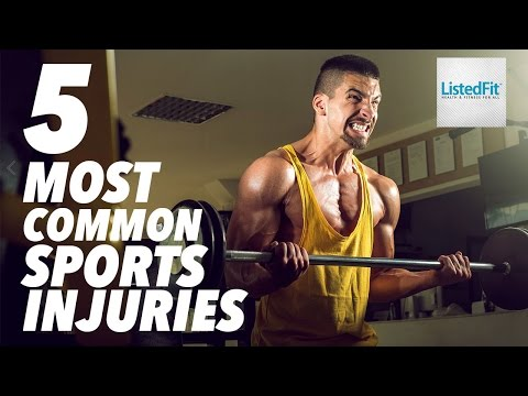 5 Most Common Gym Workout Injuries and How to Avoid Them