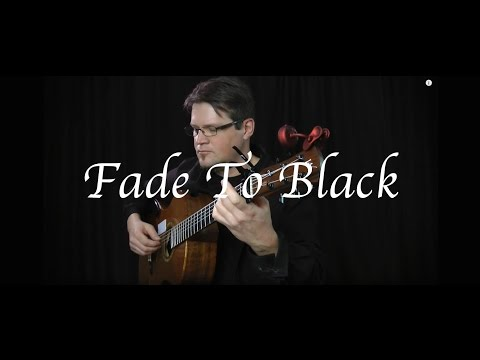 Fade to Black (Metallica) - Fingerstyle Guitar