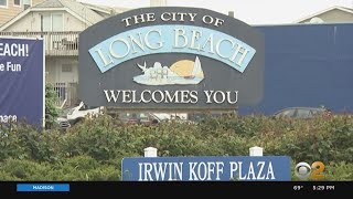 Memorial Day Looks A Little Different Than Usual At Long Beach Due To Resident-Only Beach Permits