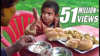 छोटू का वड़ा पाव  | CHOTU KA WADAPAAV | Khandesh Hindi Comedy Video | Chotu Comedy
